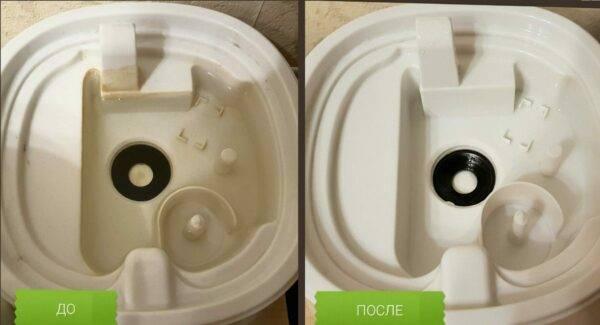 Как почистить увлажнитель воздуха от накипи: удаление грибка, бактерий и дезинфекция прибора