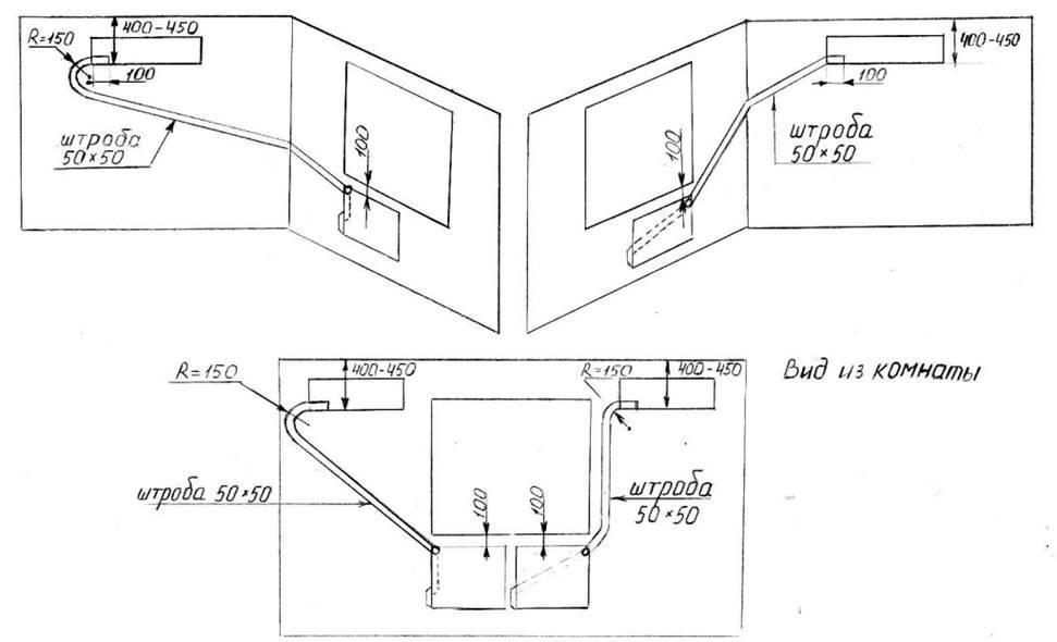 Куда ставить внешний блок кондиционера