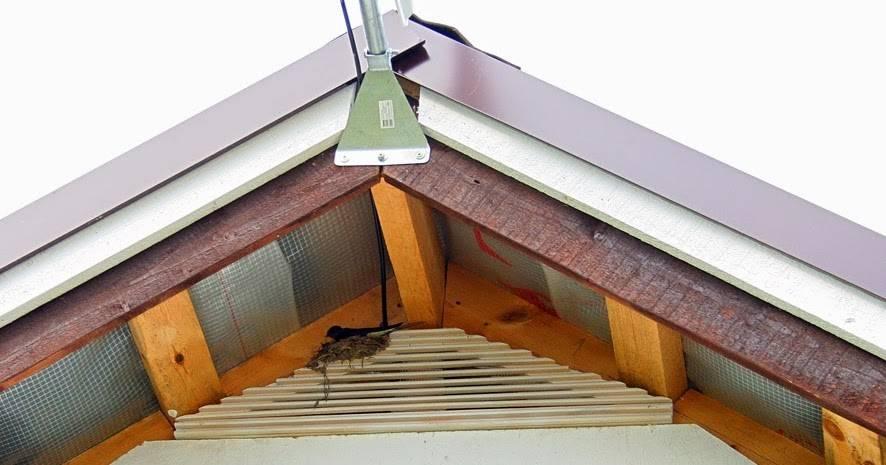 Вентиляция мансарды своими руками: крыши, этажа, кровли