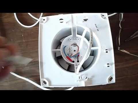 Как снять вентилятор vents в ванной