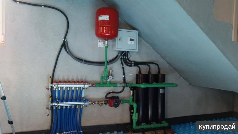 Индукционный котел отопления своими руками: выбор и монтаж