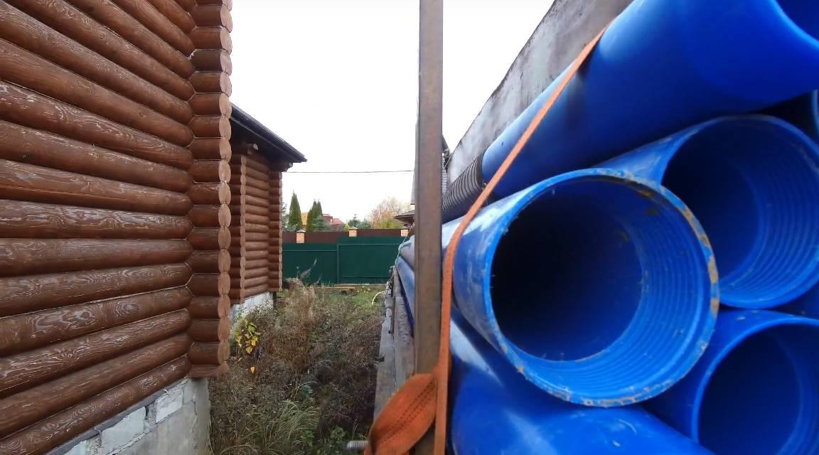Какие трубы для скважин на воду лучше, обзор популярных материалов
