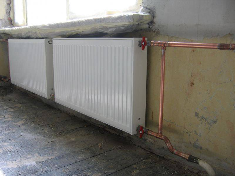 Правильная установка радиаторов отопления - всё об отоплении