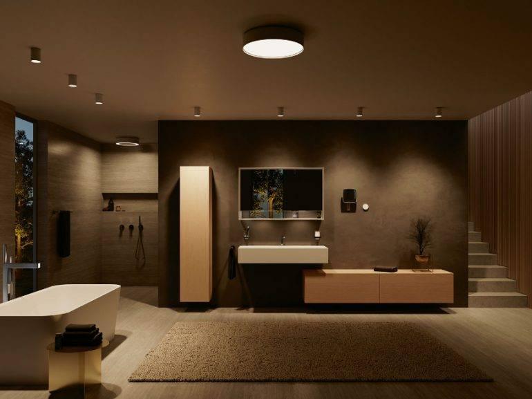 Светодиодное освещение для ванны: 4 важных совета   дневники ремонта obustroeno.club