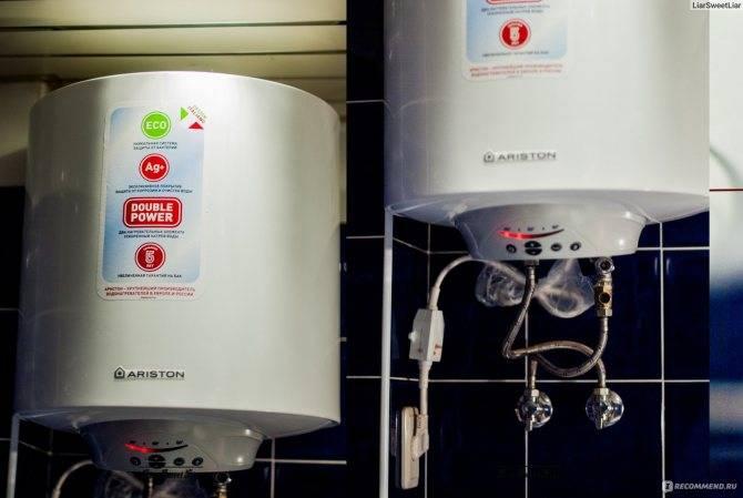 Накопительный водонагреватель: какой фирмы лучше выбрать прибор