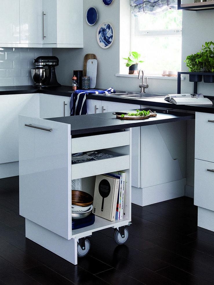 Уютная кухня – обустройство, стили, цвета, советы