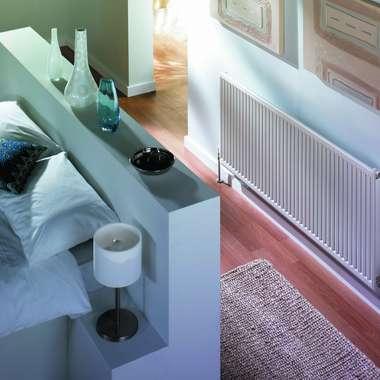 Стальные радиаторы отопления: виды, особенности конструкций, монтаж   гид по отоплению