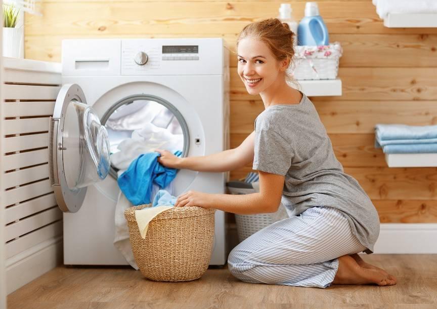 Интересные факты о стиральных машинках