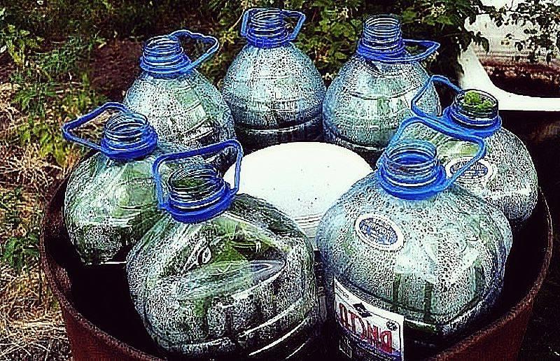Как производят пэт-бутылки?