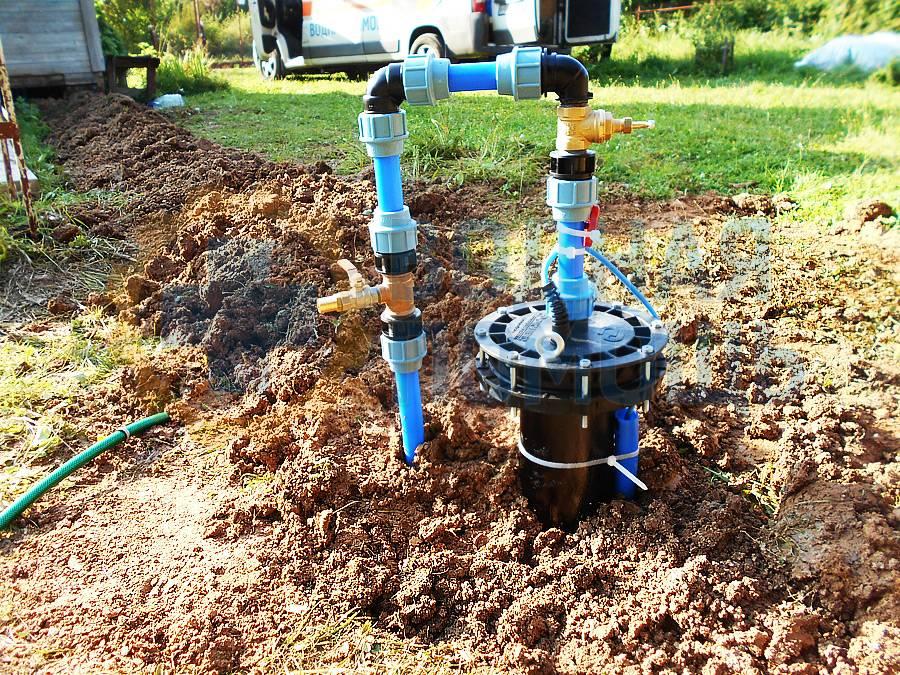 Как самостоятельно оборудовать скважину для воды