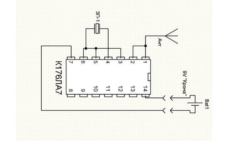 Как сделать индикатор скрытой проводки своими руками