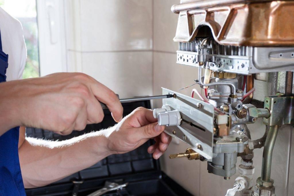Как почистить газовую колонку: доступные для самостоятельной реализации способы