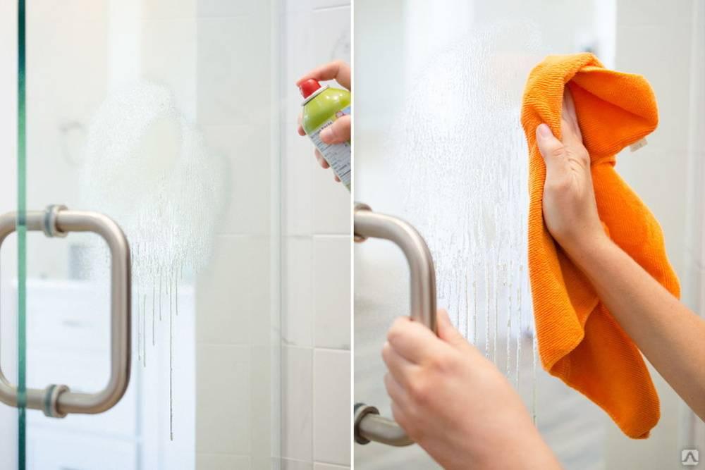 Чем мыть душевую кабину и как правильно производить уход за душевой кабиной из стекла