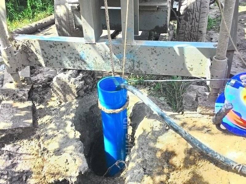 Скважина на воду своими руками: как самому пробурить скважину для воды, как пробить без бурения, как самостоятельно выкопать вручную скважину под воду