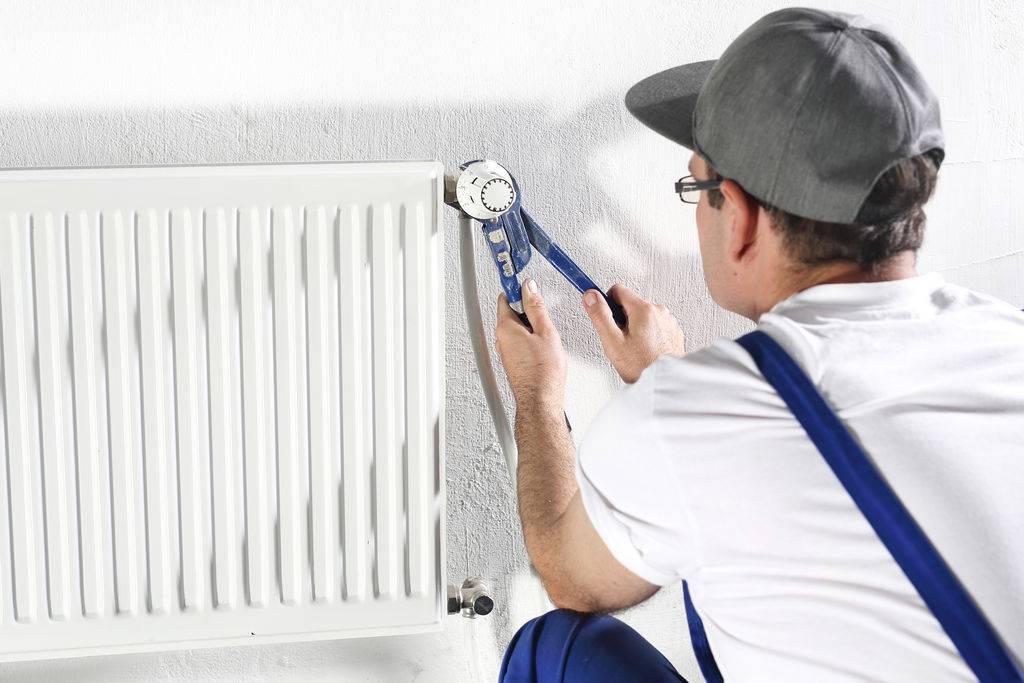Замена батарей отопления: особенности установки радиаторов, процесс монтажа, как установить самостоятельно