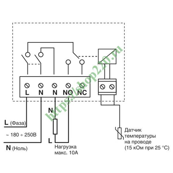 Терморегулятор для электрокотла отопления механический - отопление и водоснабжение - нюансы, которые надо знать