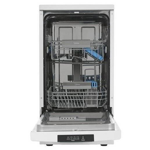 Посудомоечная машина midea mfd45s100w: отзывы, обзор, как пользоваться, узкая, инструкция