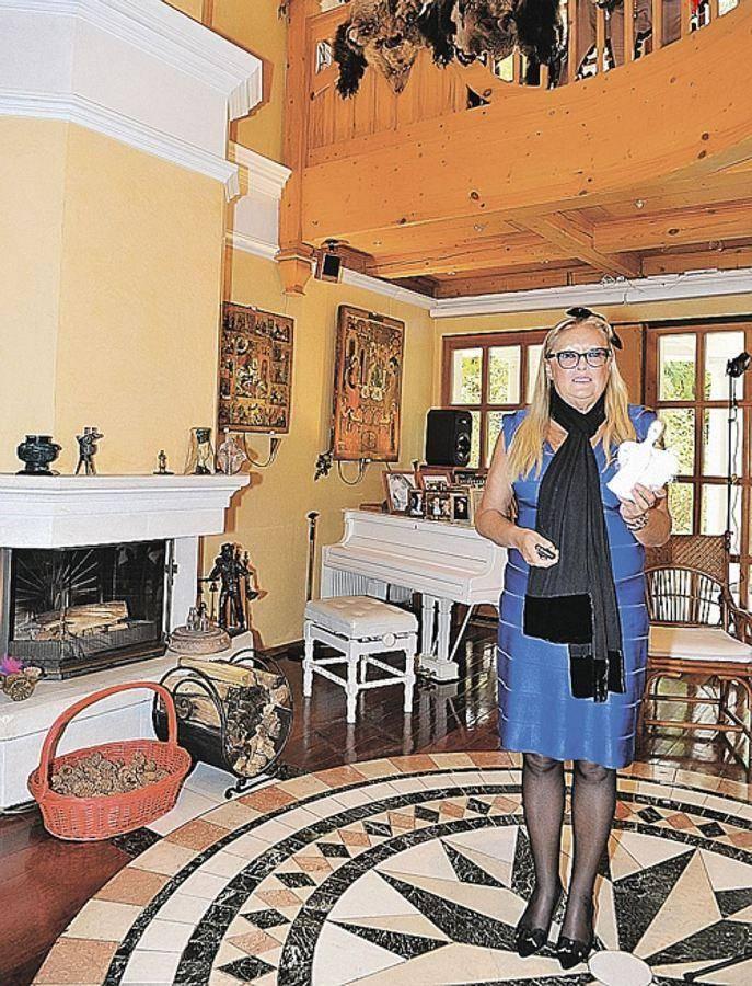 ???? дом никиты михалкова: фото интерьера и ландшафтный дизайн