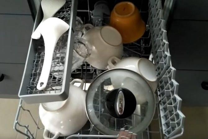 Почему не включается посудомоечная машина