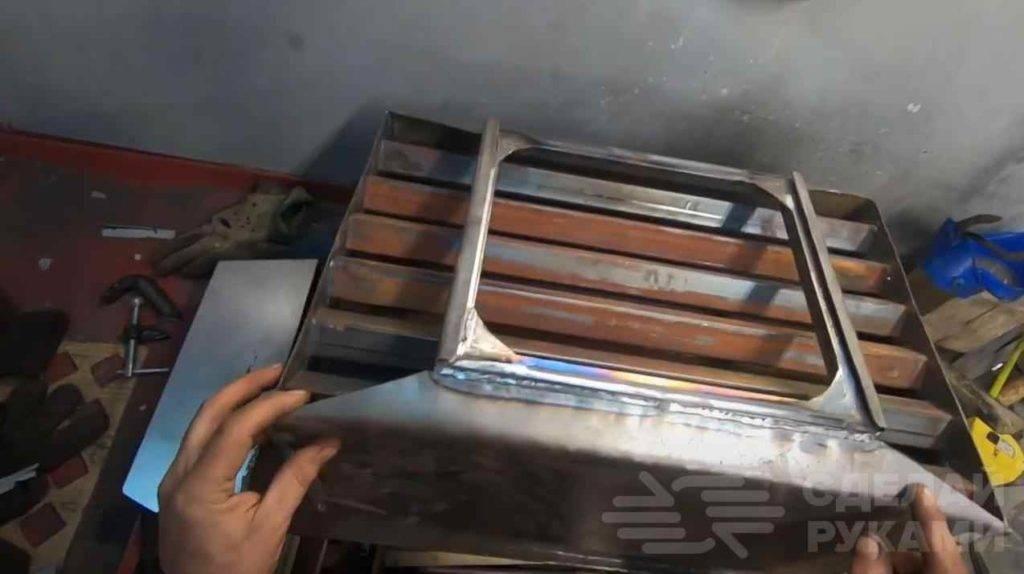 Самодельный обогреватель для гаража — варианты устройств