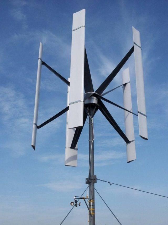 Как сделать ветрогенератор своими руками » сайт для электриков - советы, примеры, схемы