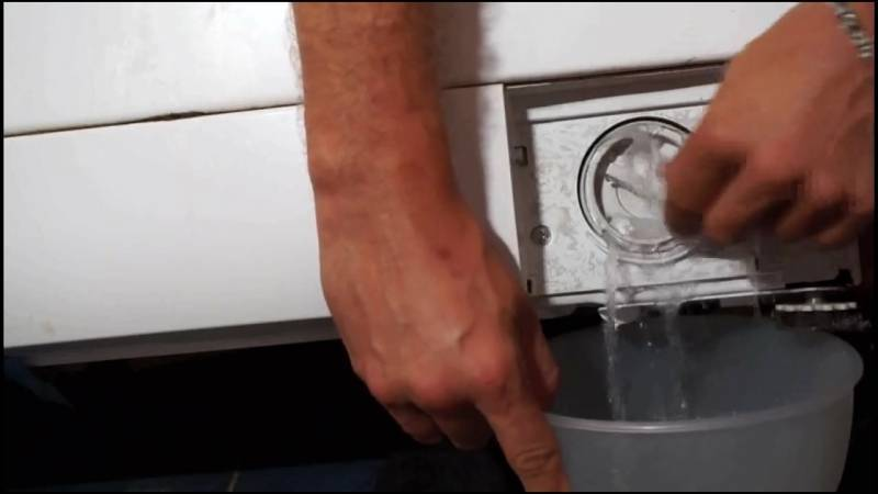 Причины почему стиральная машина не набирает воду