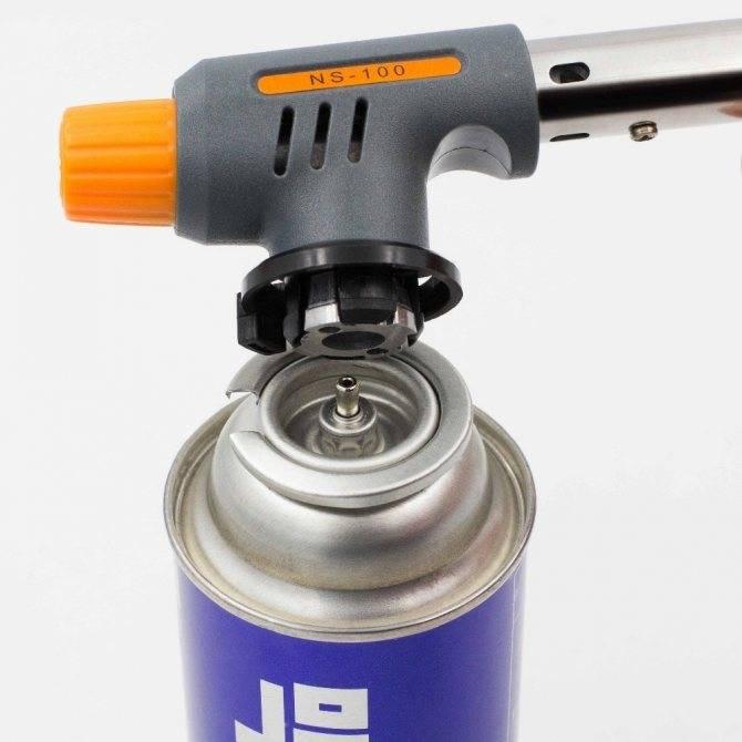 Устройство, виды и принцип работы газовой горелки