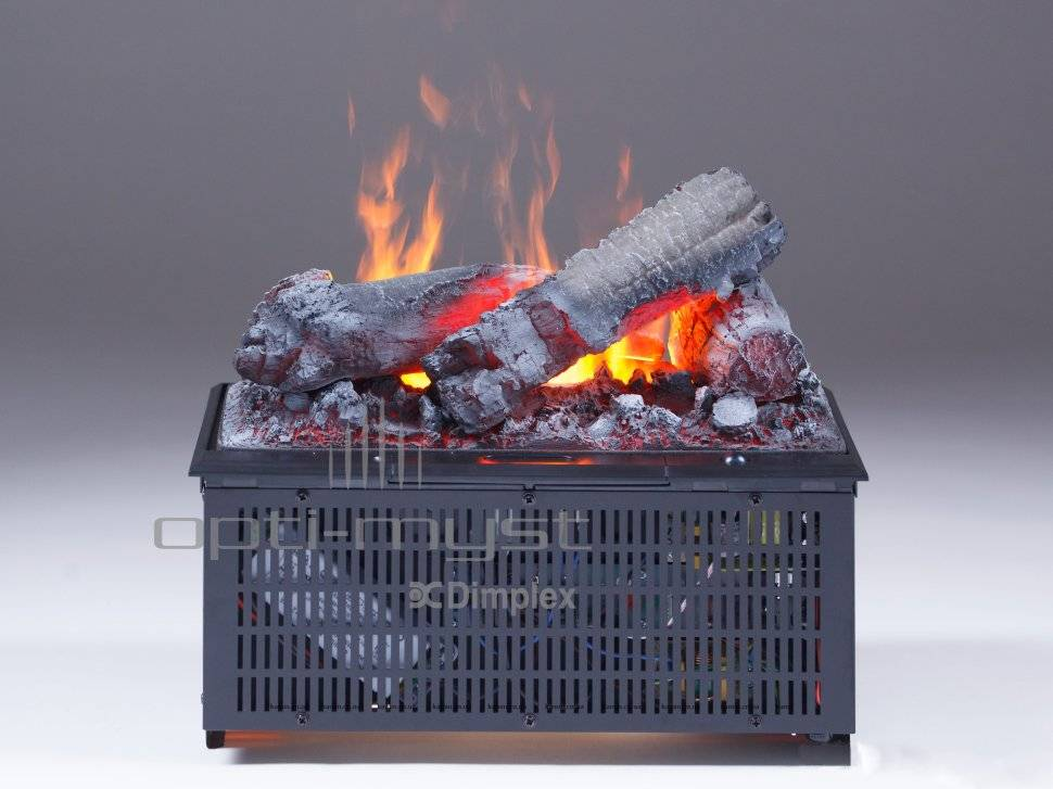 Выбираем самый лучший электрический камин с эффектом живого пламени