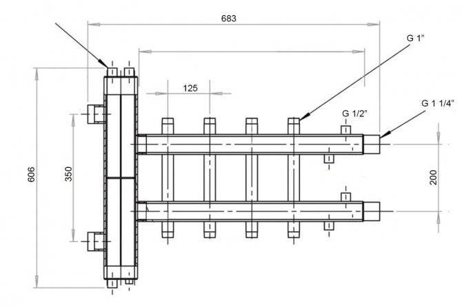 Гидрострелка для отопления: принцип работы иназначение - rmnt - медиаплатформа миртесен