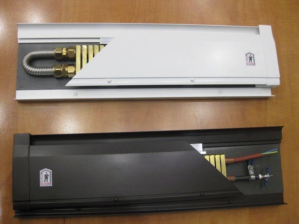 Электрический теплый плинтус — особенности установки и эксплуатации