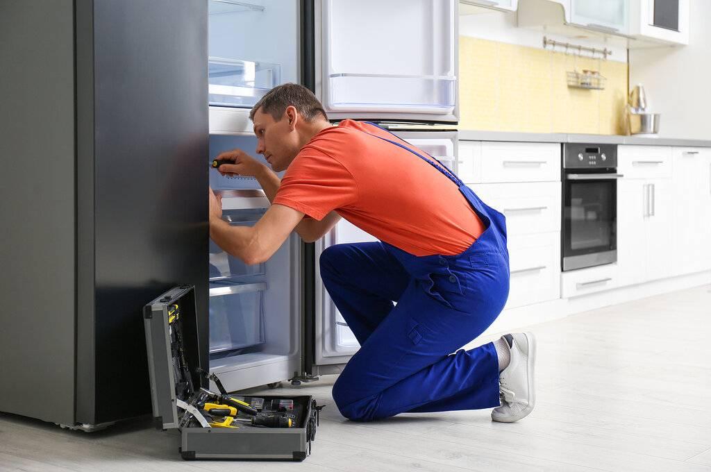 Датчик температуры в холодильнике: как проверить, замена, ремонт