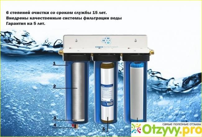 Как выбрать фильтр для воды: как правильно подобрать хорошую бытовую систему для очистки
