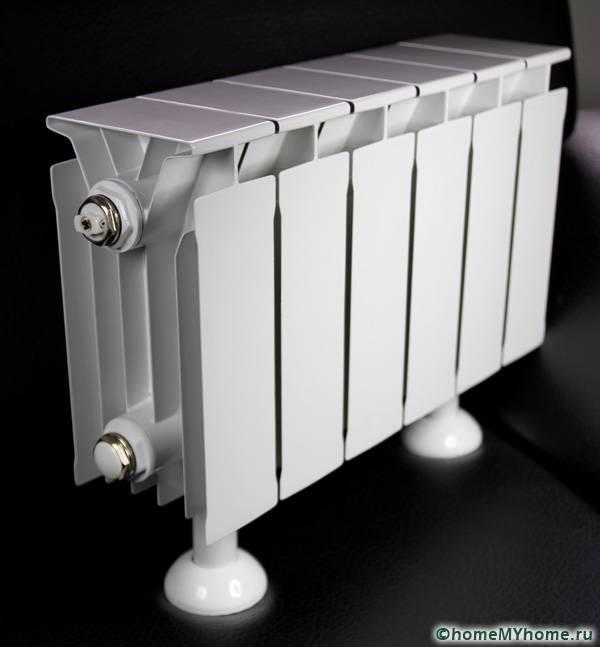Алюминиевые или биметаллические радиаторы: что лучше, чем отличаются
