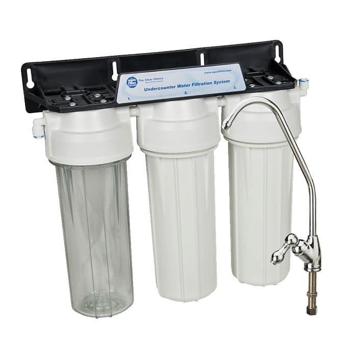 Обзор лучших фильтров для воды под мойку