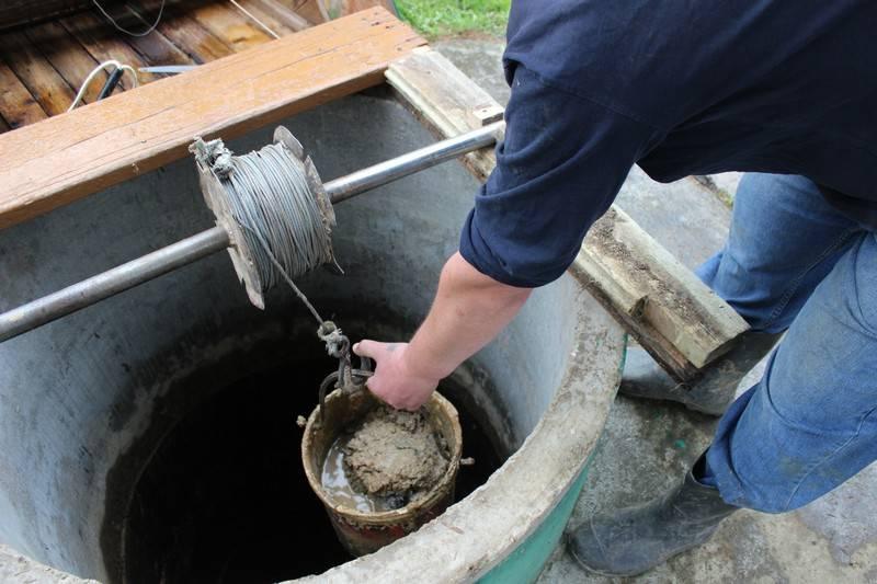 Как прочистить скважину самому — описание методов