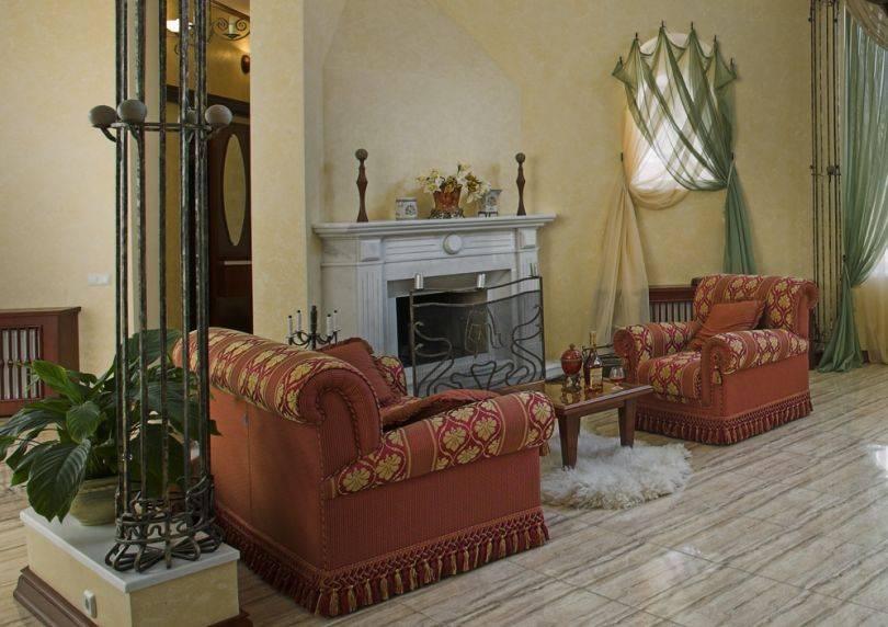 Камин в частном доме - советы от печника