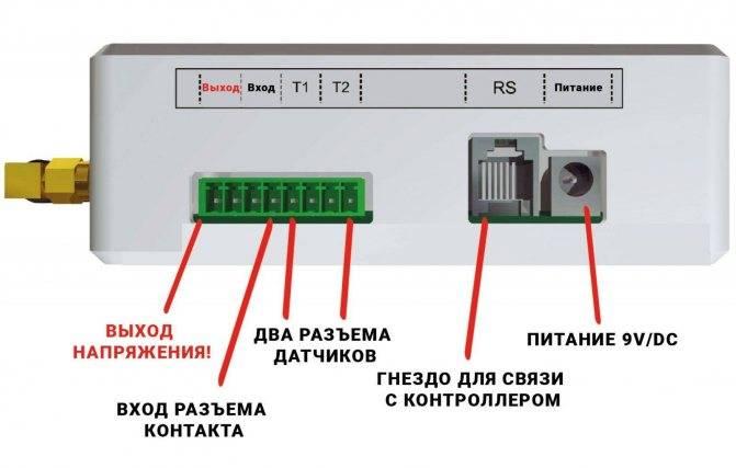 Дистанционное управление котлом по gsm, через телефон, интернет