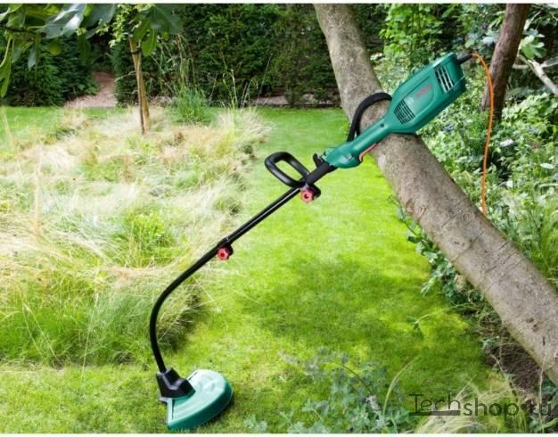 10 лучших электрических триммеров для травы