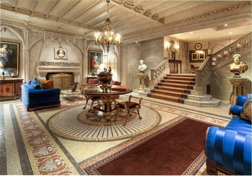Как выглядит дом самого богатого человека в мире: экскурсия в мир роскоши