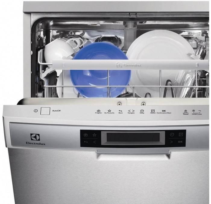 Посудомоечные машины Электролюкс (Electrolux): рейтинг лучших моделей + советы по выбору