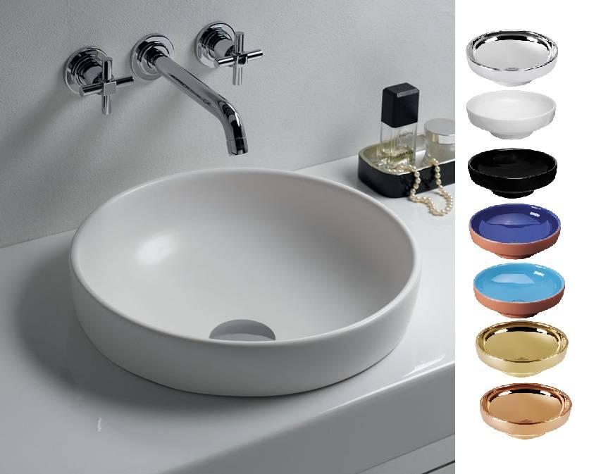 Раковина для столешницы в ванной: как встроить своими силами