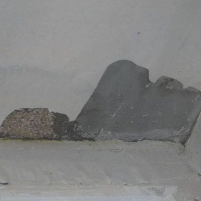 Как убрать желтые пятна на потолке после затопления: несколько способов устранения желтизны, если протек