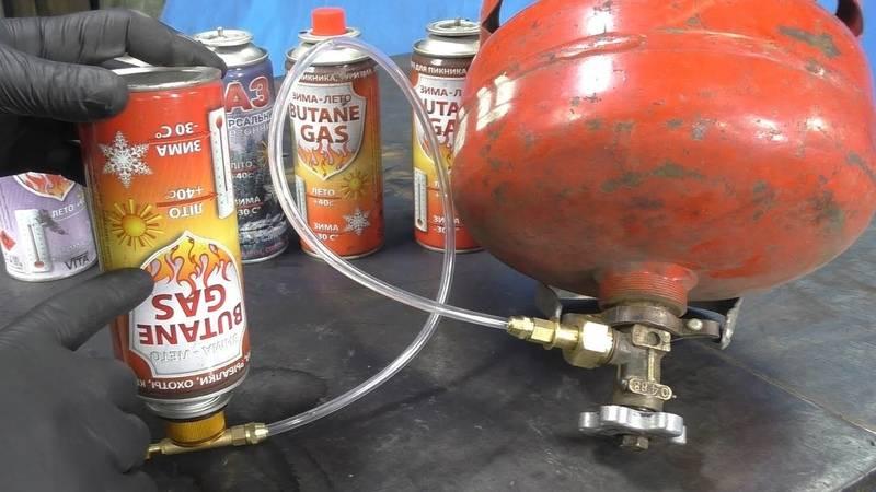 Газовая горелка для пайки с одноразовым баллоном: поясняем все нюансы