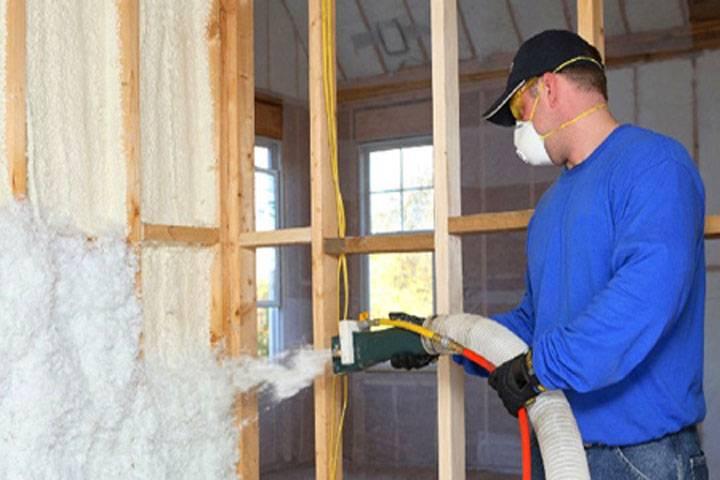 Как надежно утеплить стену изнутри в угловой квартире - материалы и технология