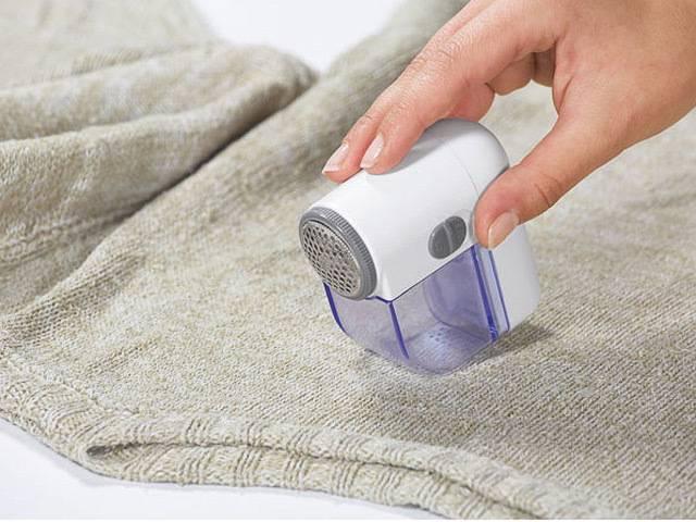 Эффективные способы избавления от катышков на одежде