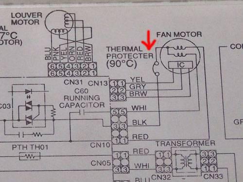 Схема подключения кондиционера к электросети