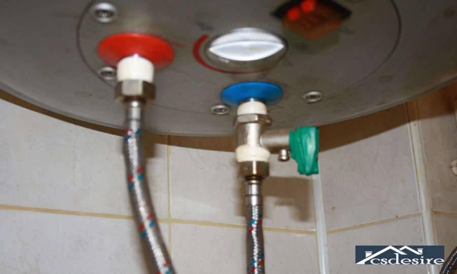 Как содержать неэксплуатируемый водонагреватель «Аристон»