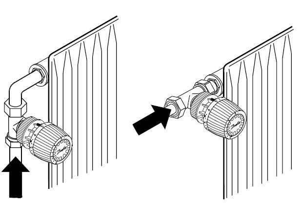 Как установить регулятор температуры на батарею - всё об отоплении и кондиционировании