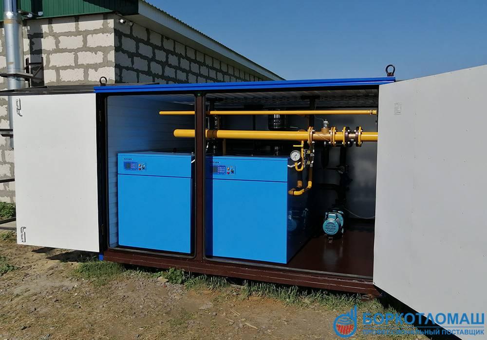 Требования к установке газового котла: нормативы, расположение, особенности