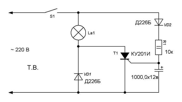 Можно ли светодиодные светильники подключать через диммер